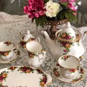 Other - Tea crockery